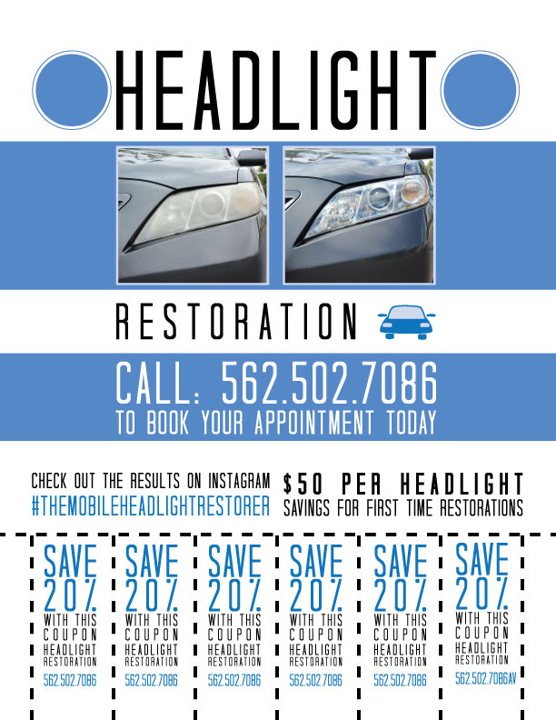 HeadlightRestoration